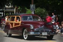 beautiful old station wagon
