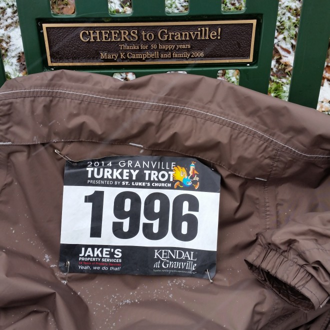 projects&promises|granville turkey trot