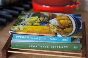 recipe books to help with your summer vegetable overload